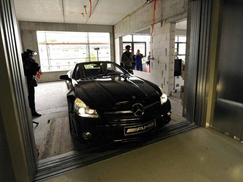 Car loft tobihaptik for Loft car