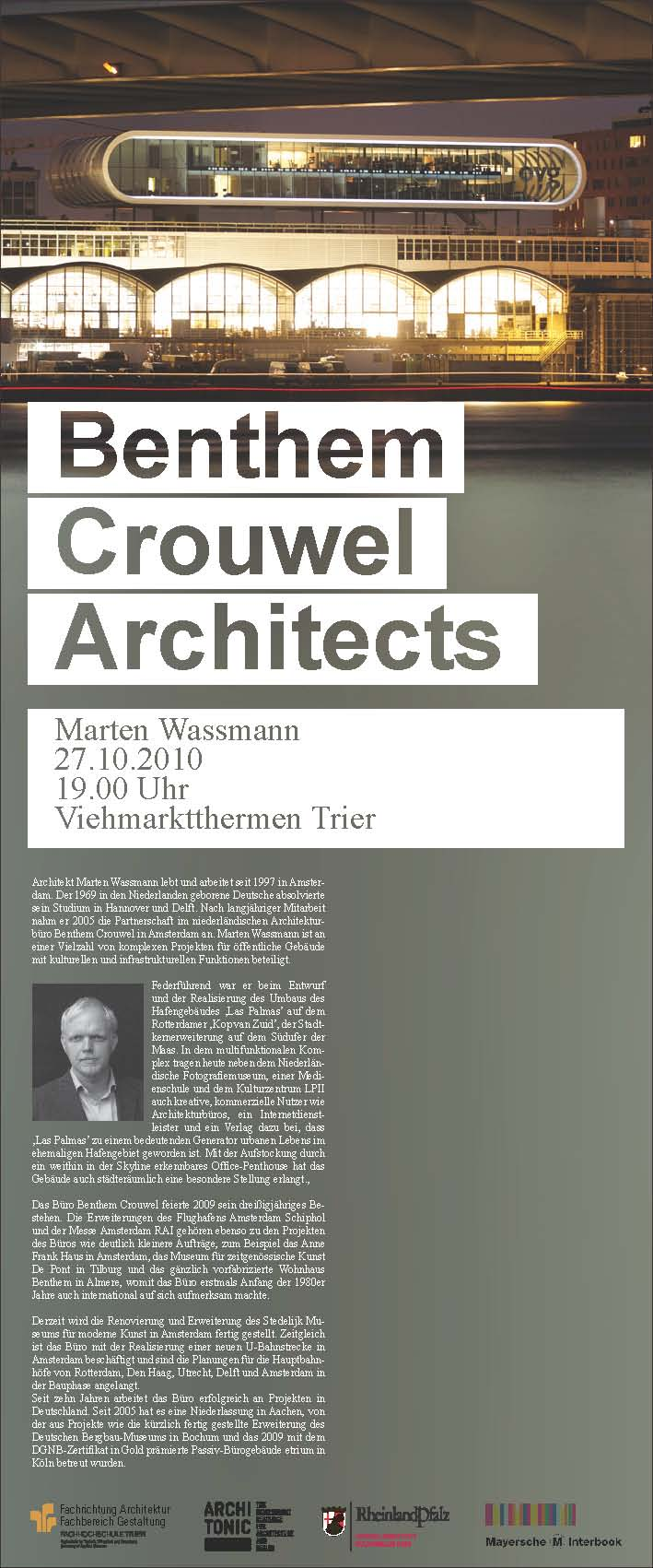 Benthem Crouwel Architects