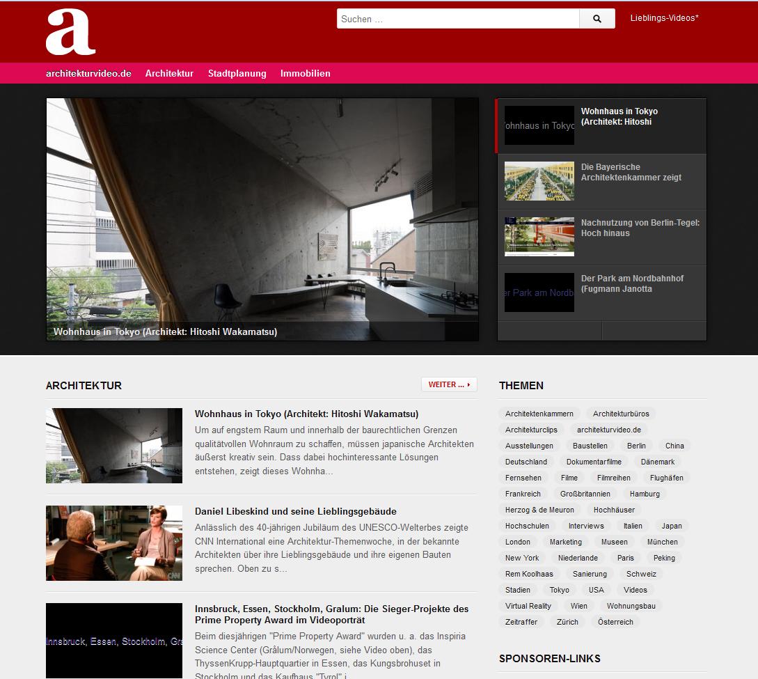 architekturvideo